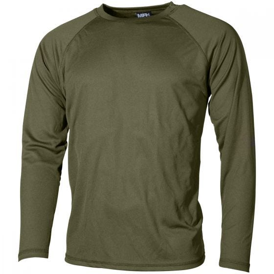 MFH Maillot de corps US Level I Gen III OD Green