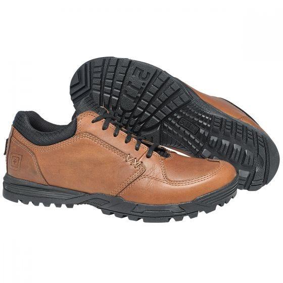 5.11 Chaussures à lacets Pursuit Lace Up marron foncé