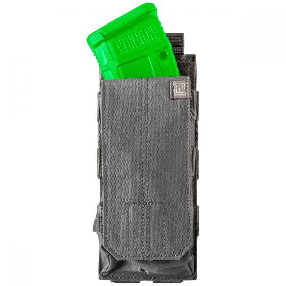 5.11 Single AK Bungee with Cover Pouch Storm