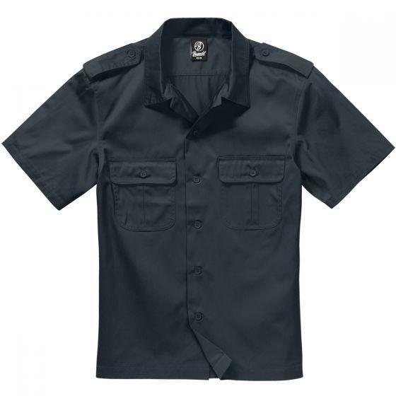 Brandit T-Shirt à manches courtes US noir