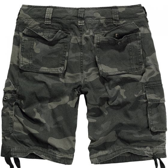 Brandit Short Urban Legend Dark Camo