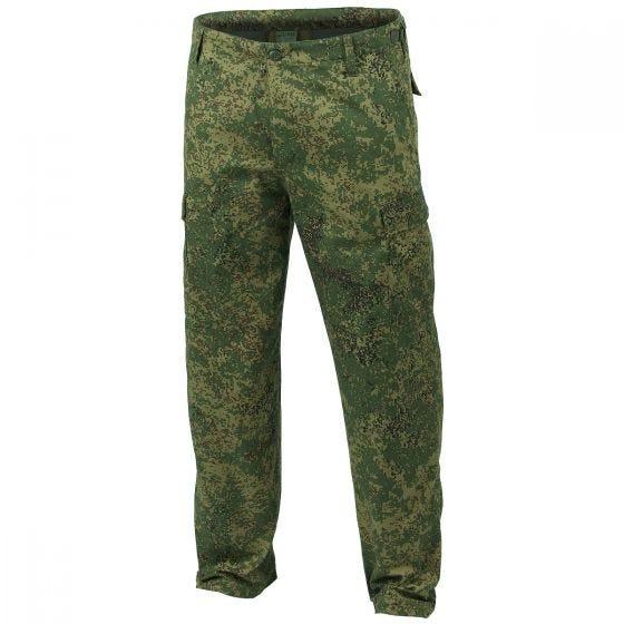 Mil-Tec Pantalon militaire BDU Ranger Digital Flora