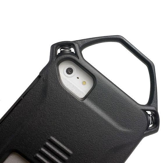 Strike Industries Coque Battle Cas Shox pour iPhone 5 rose