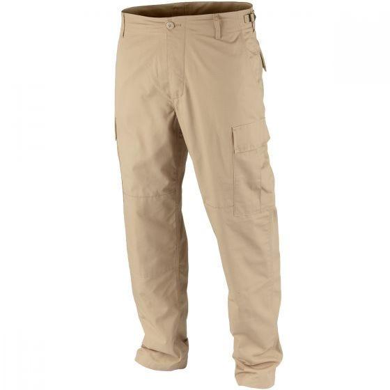 Teesar Pantalon BDU en Ripstop kaki