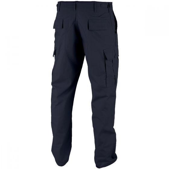 Teesar Pantalon BDU en Ripstop bleu marine