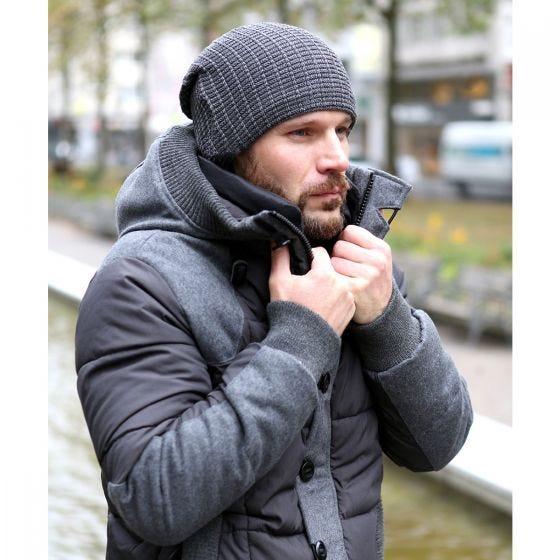 Brandit Bonnet tricoté John Ajour taupe