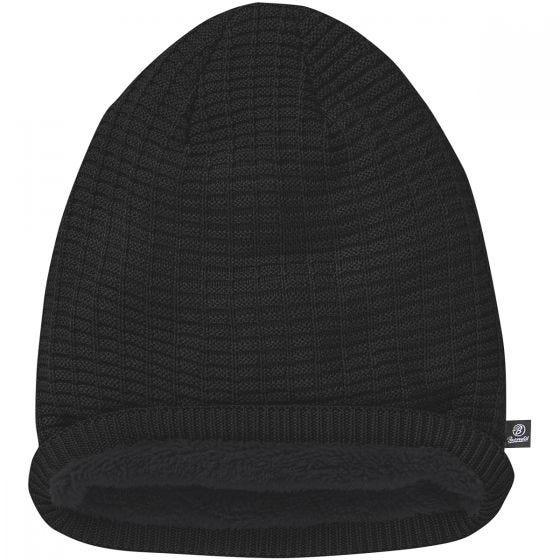 Brandit Bonnet tricoté John Ajour noir