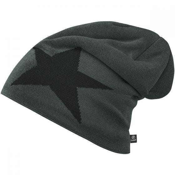 Brandit Bonnet Star Cap anthracite
