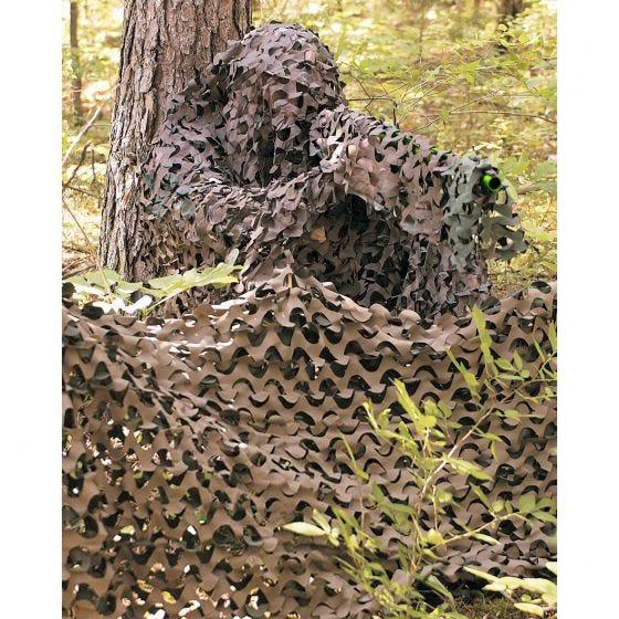Camosystems Filet de camouflage Woodland 3 x 2,4 m