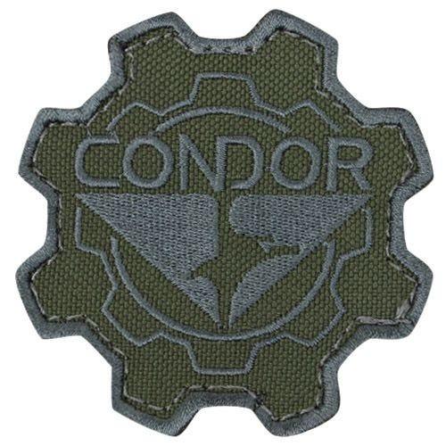 Condor Écusson Gear Olive Drab