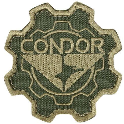 Condor Écusson Gear Tan