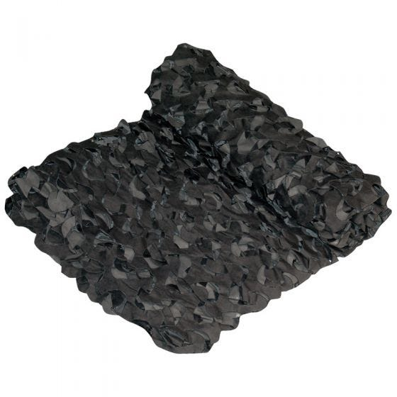 Camosystems Filet Crazy Camo noir/gris foncé 3 x 2,4 m