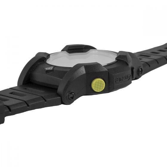 First Tactical Montre Canyon avec boussole électronique noire