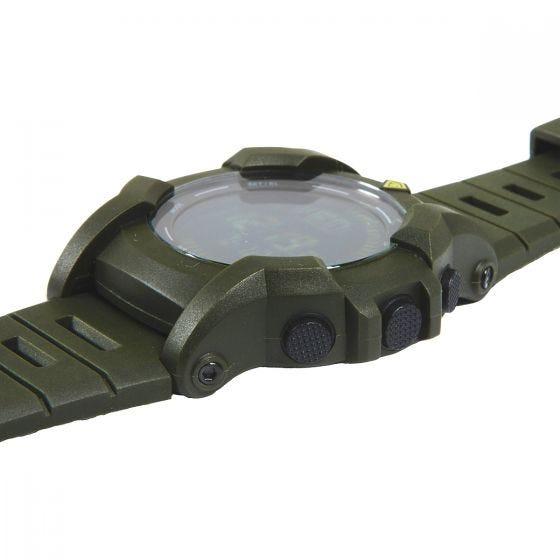 First Tactical Montre Canyon avec boussole électronique OD Green