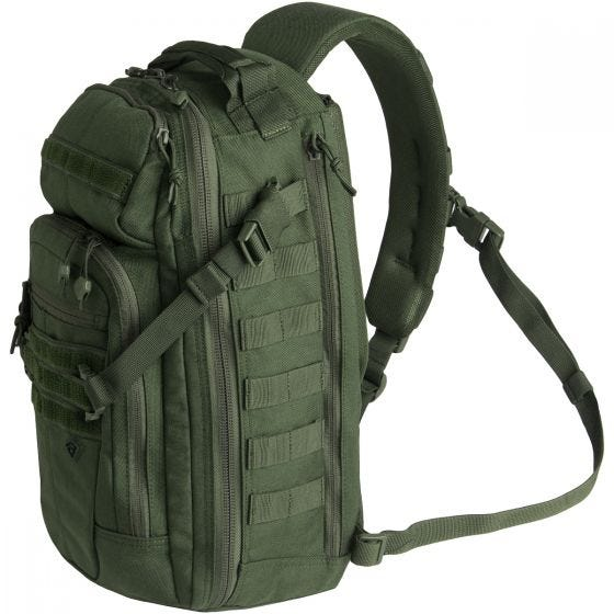 First Tactical Sac à bandoulière Crosshatch OD Green