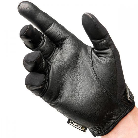 First Tactical Gants Duty de taille moyenne pour homme noir