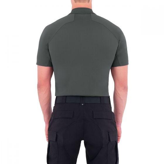 First Tactical Polo à manches courtes pour homme Performance Asphalt