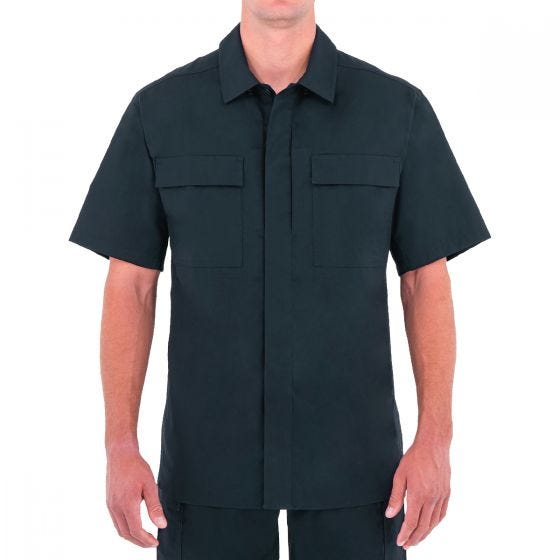 First Tactical T-shirt à manches courtes pour homme Specialist BDU Midnight Navy