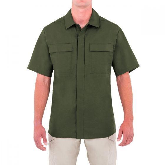 First Tactical T-shirt à manches courtes pour homme Specialist BDU OD Green