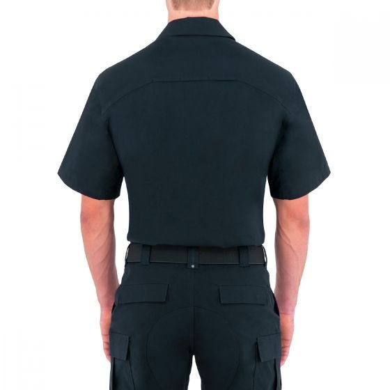 First Tactical T-shirt tactique à manches courtes pour homme Specialist Midnight Navy