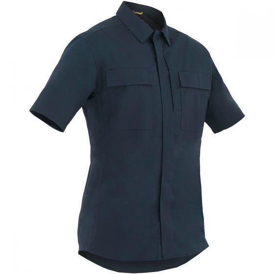 First Tactical T-shirt à manches courtes pour homme Tactix BDU Midnight Navy
