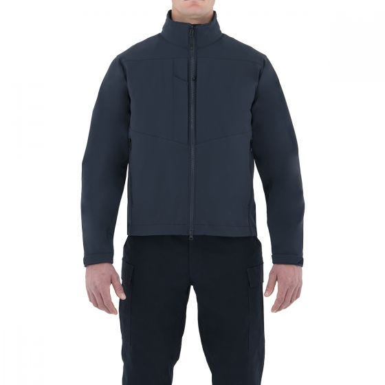 First Tactical Veste Softshell pour homme Tactix Midnight Navy