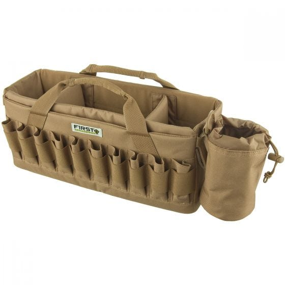 First Tactical Sac Recoil Range Coyote