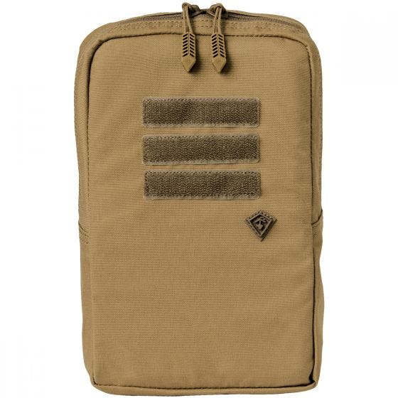 First Tactical Pochette utilitaire Tactix 6x10 Coyote