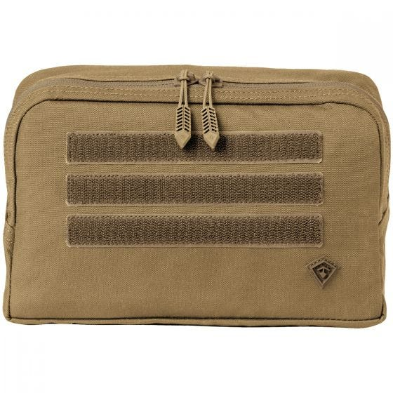 First Tactical Pochette utilitaire Tactix 9x6 Coyote