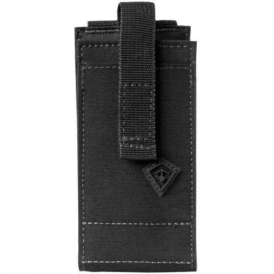 First Tactical Pochette pour smartphone Tactix de taille moyenne noire