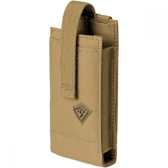 First Tactical Pochette pour smartphone Tactix de taille moyenne Coyote