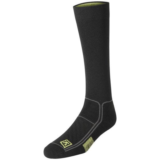 """First Tactical Chaussettes Performance 9"""" noires"""