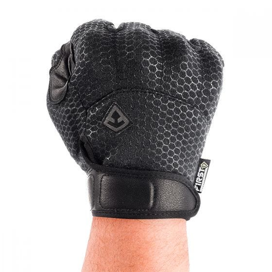 First Tactical Gants avec articulations rigides pour homme Slash & Flash noirs