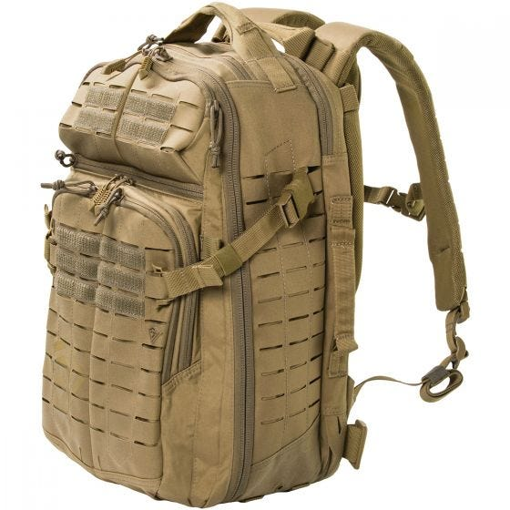 First Tactical Sac à dos Tactix Half-Day Coyote