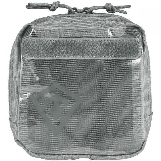First Tactical Pochette Velcro Tactix 6x6 Asphalt