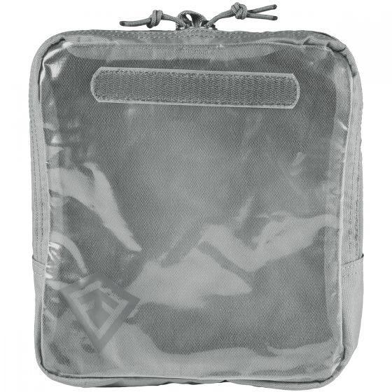 First Tactical Pochette Velcro Tactix 9x10 Asphalt