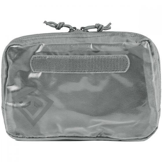 First Tactical Pochette Velcro Tactix 9x6 Asphalt