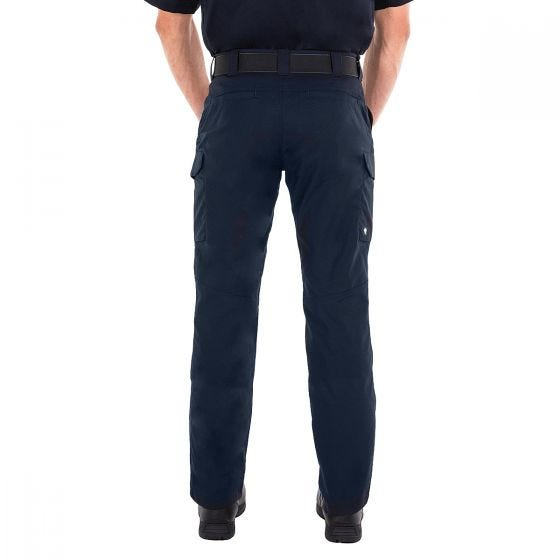 First Tactical Pantalon tactique pour homme Velocity Midnight Navy