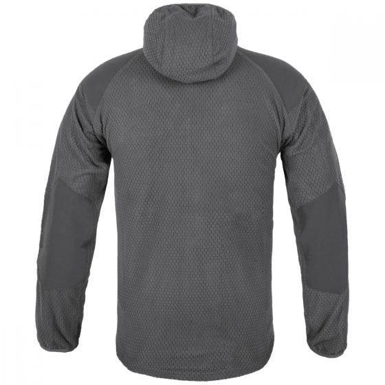 Helikon Sweatshirt à capuche en polaire Alpha Shadow Grey