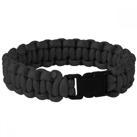Helikon Bracelet de survie noir
