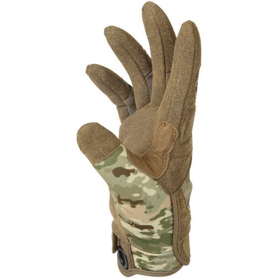 KinetiXx Gants d'intervention X-Light motif camouflage