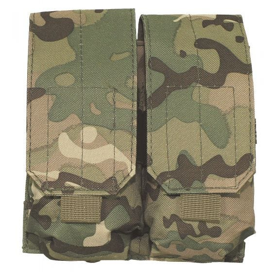 MFH Porte-chargeur double M4/M16 Operation Camo