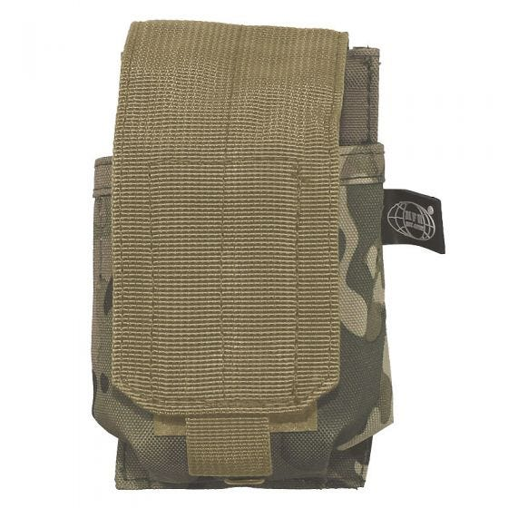 MFH Porte-chargeur simple MOLLE pour M4/M16 Operation Camo