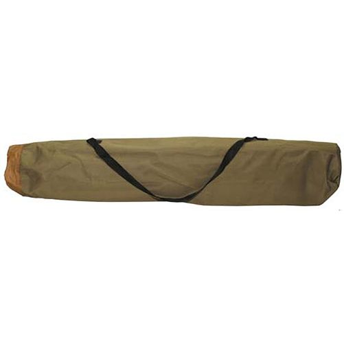 MFH Lit de camp style américain 190 x 66 cm Coyote
