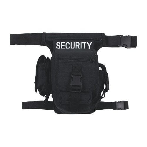 MFH Sac banane Security noir
