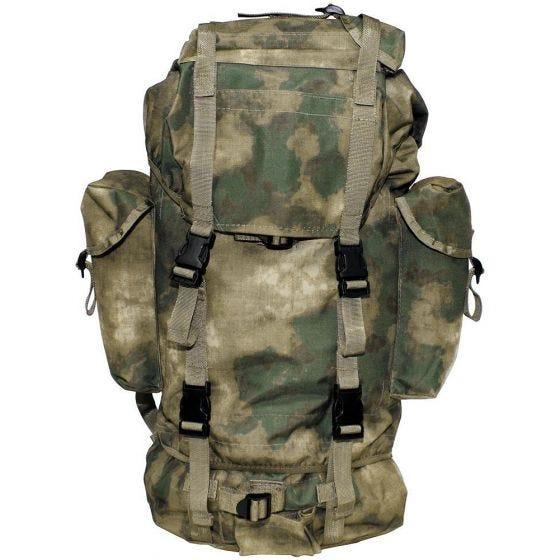 MFH Sac à dos German Army 65 L HDT Camo FG