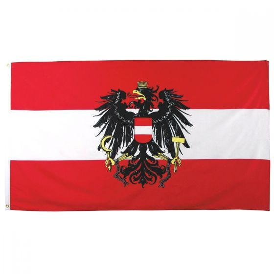 MFH Drapeau de l'Autriche 90 x 150 cm