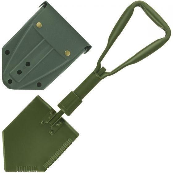 MFH Pelle pliable de l'armée américaine avec étui