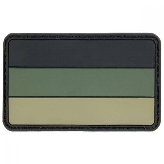 MFH Écusson Allemagne 3D Velcro vert olive