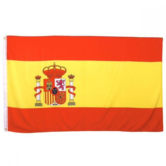 MFH Drapeau de l'Espagne 90 x 150 cm